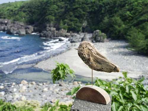 流木の鳥ー7-3-5