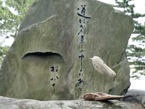 流木の鳥ー2016-6-28-10