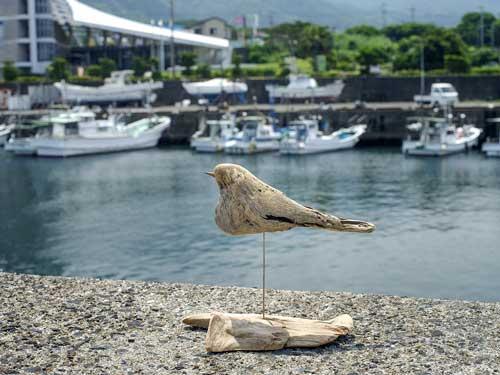 流木の鳥ー7-23-5