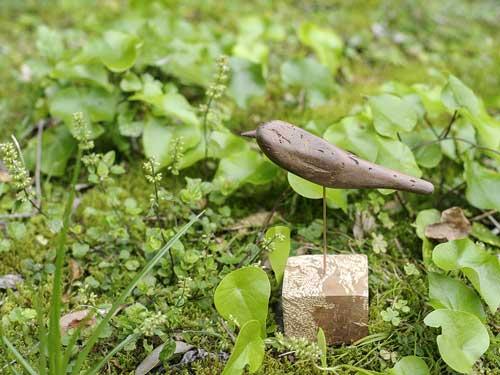 流木の鳥ー2016-8-21-4