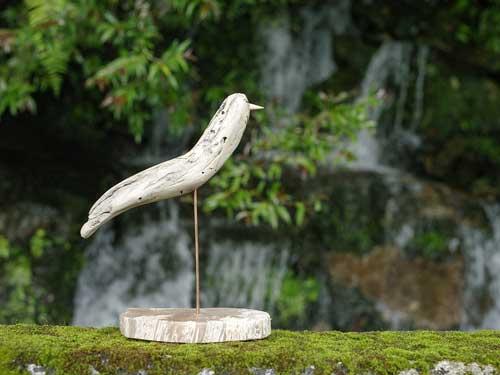 流木の鳥ー7-3-7