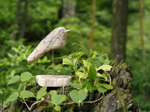 流木の鳥ー2016-8-21-5
