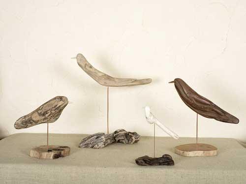 流木の鳥ー11