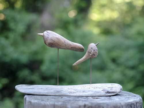 流木の鳥ー2016-11-3-9