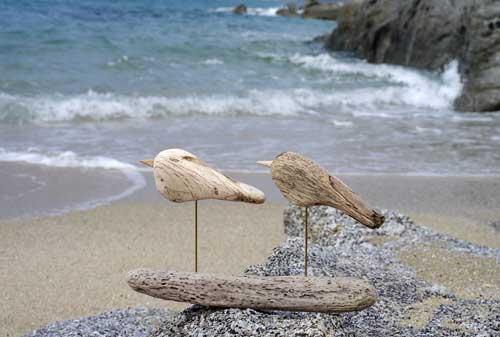 流木の鳥ー2016-10-1-4