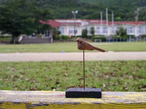 流木の鳥ー2016-10-9-3