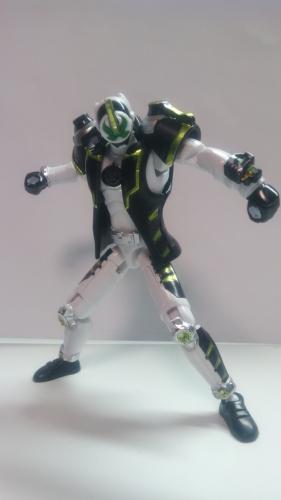 仮面ライダーネクロム