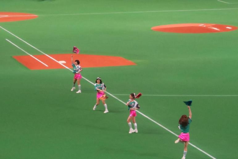 GW 札幌ドームで日ハム応援