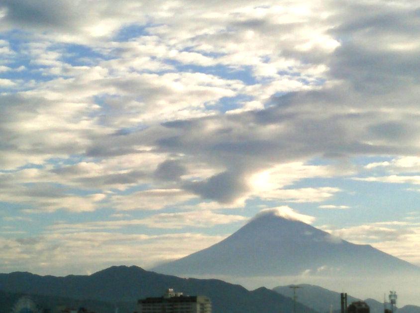 2016.8.1 富士山