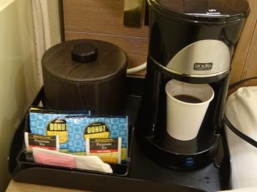 4 タホのコーヒーメーカー