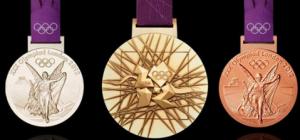 ロンドンオリンピックの金メダル・銀メダル・銅メダル