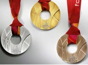 トリノオリンピックの金メダル・銀メダル・銅メダル