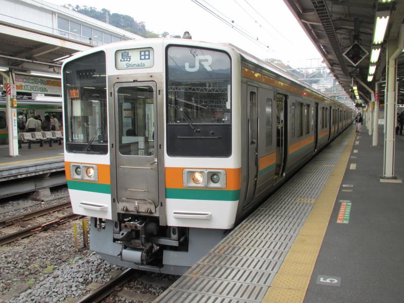 東海道線1