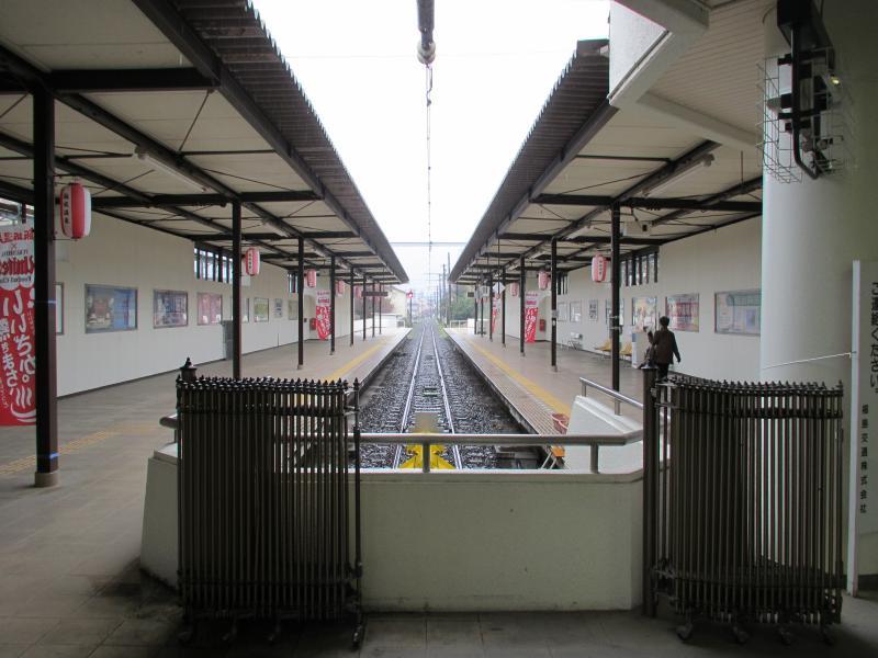 飯坂温泉駅4