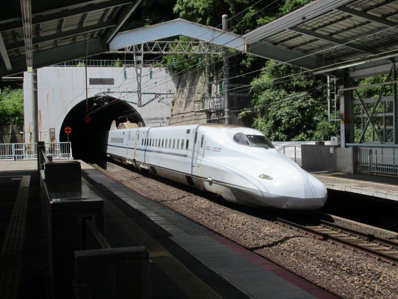 新神戸駅西明石方
