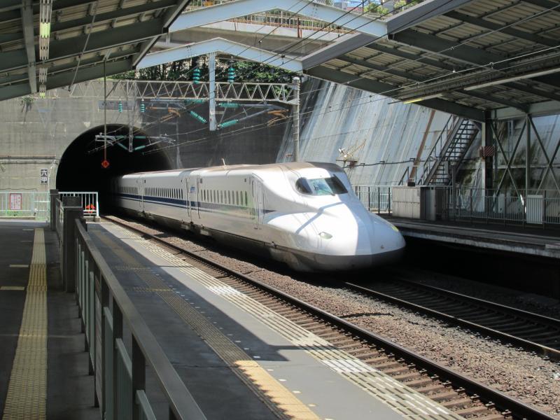 新神戸駅新大阪方