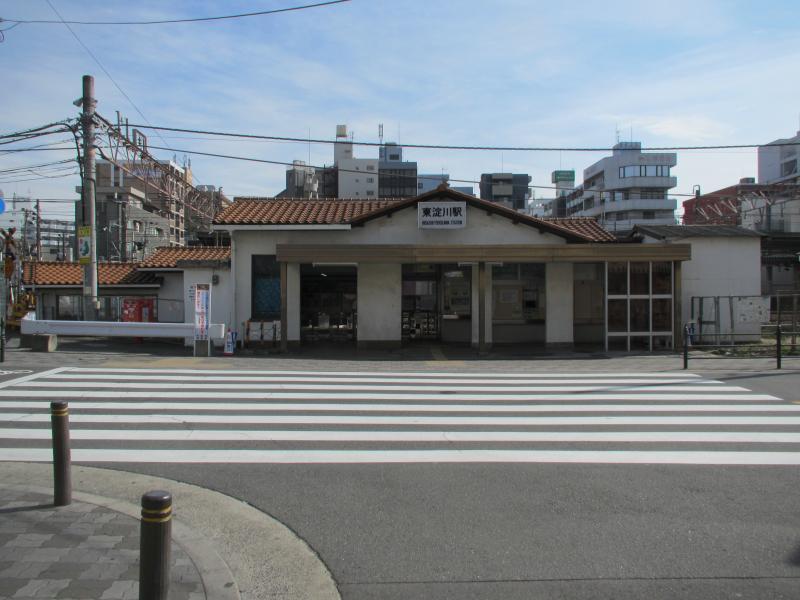 東淀川駅3