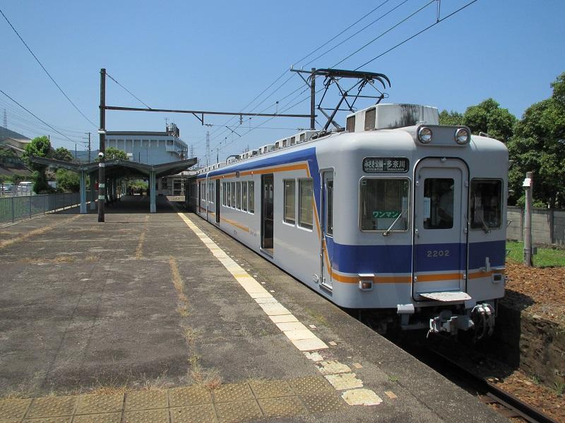 多奈川駅4
