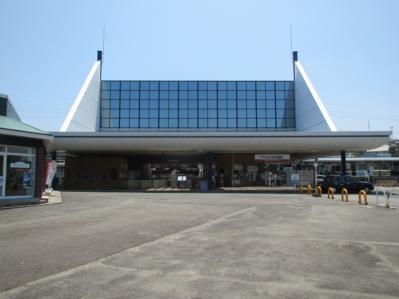 みさき公園駅1