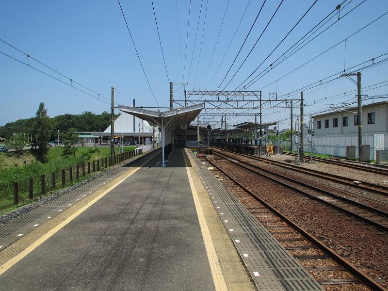 みさき公園駅2