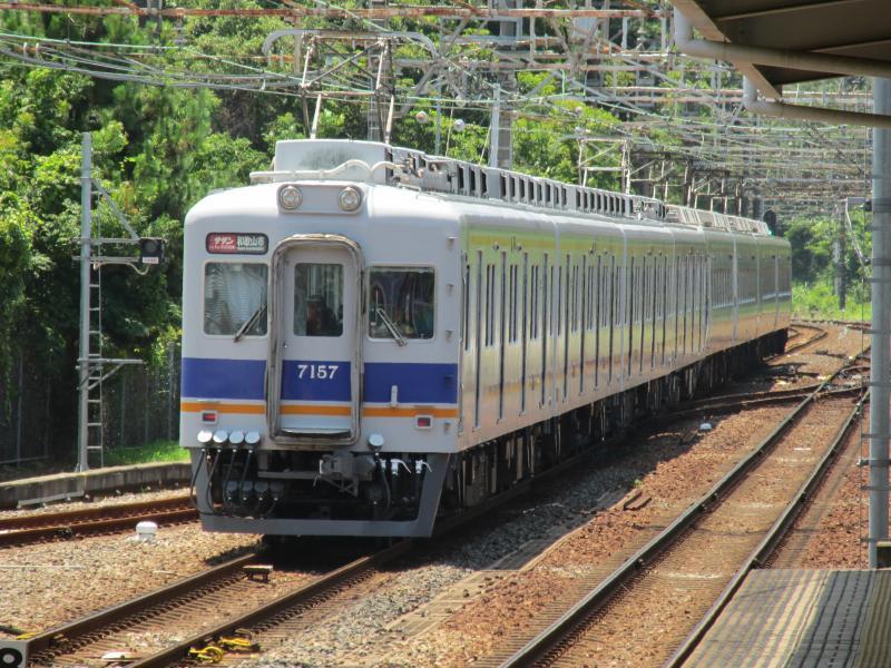 みさき公園駅4
