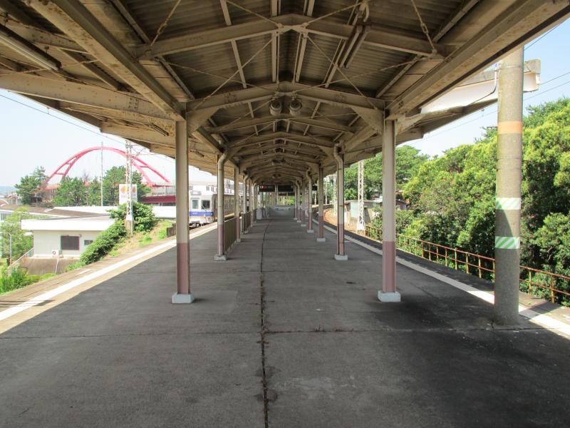 和歌山港駅2
