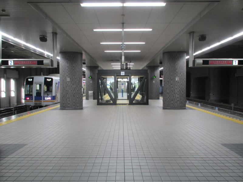 和泉中央駅2