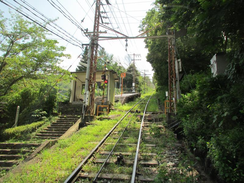 生駒鋼索線4
