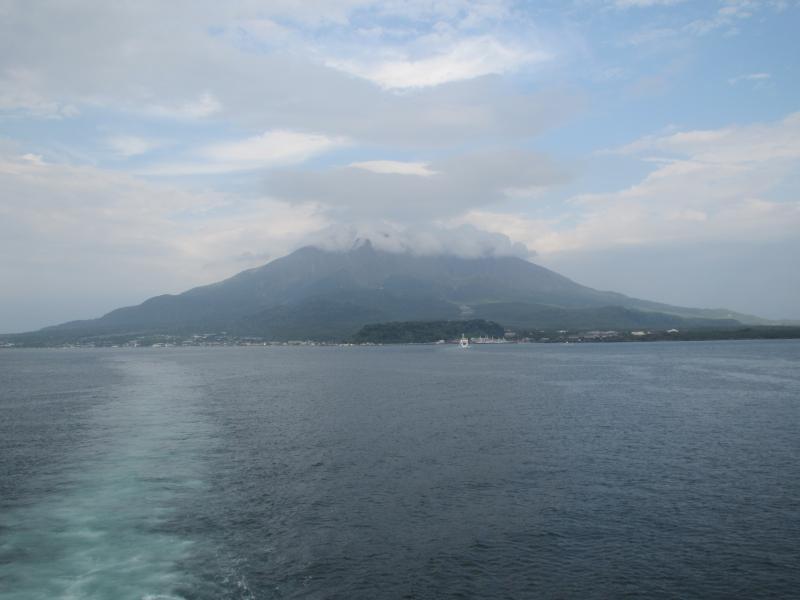 桜島遠望2