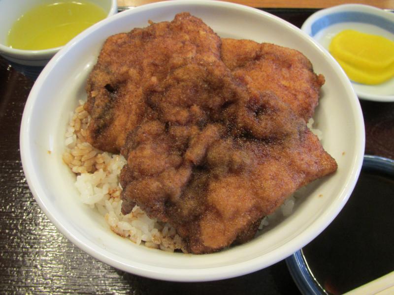 ソーズカツ丼