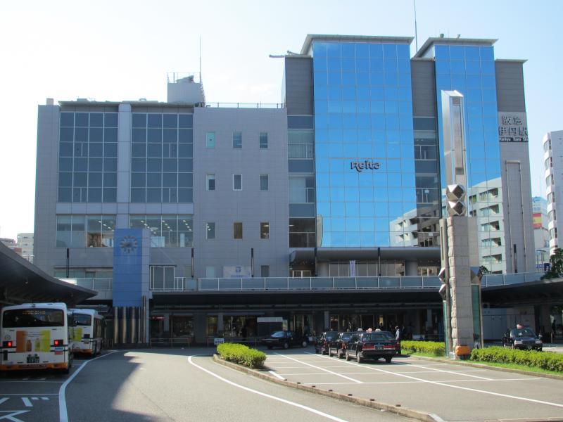 伊丹駅(阪急)1
