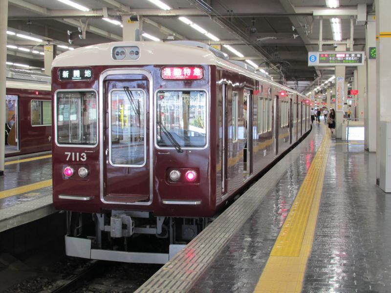 梅田駅(阪急)