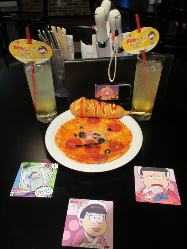 おそ松さんカフェ2