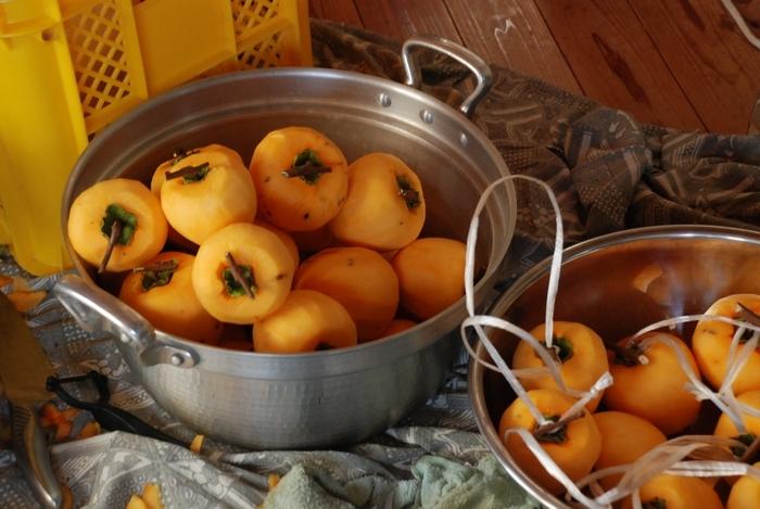 柿剥き22