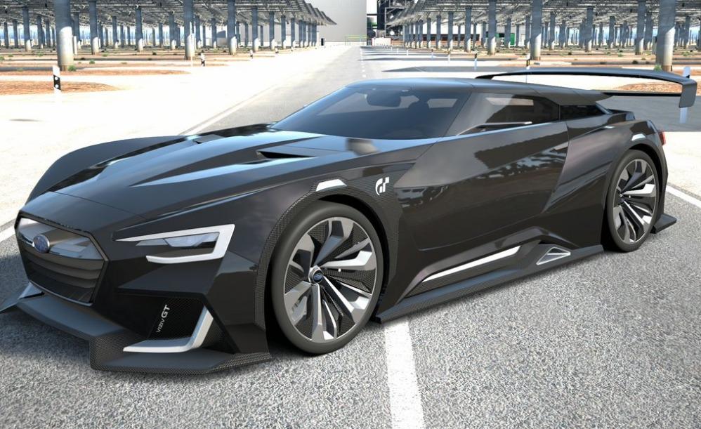 スバル VIZIV GT