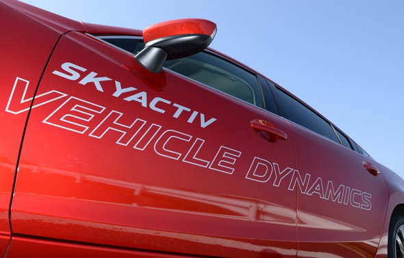 VEHICLE DYNAMICS MAZDA