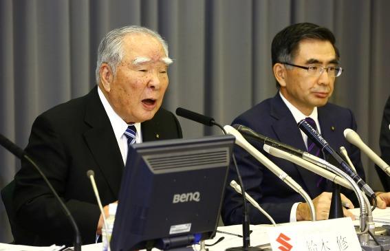 スズキ・修会長が「行儀の悪い売り方」を反省 自動車 東洋経済オンライン 経済ニュースの新基準