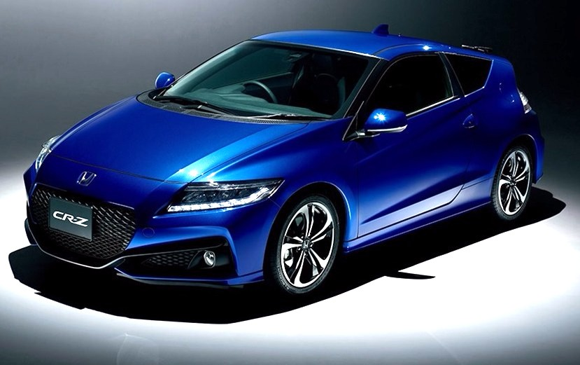 honda cr-z 2016 - Edited