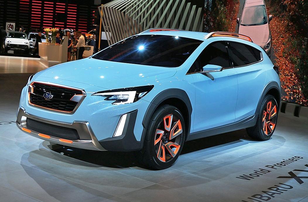 Subaru XV Concept Debuts In Geneva Subaru Active
