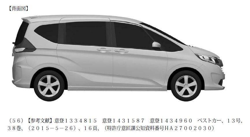 ホンダ新型フリード2016 03