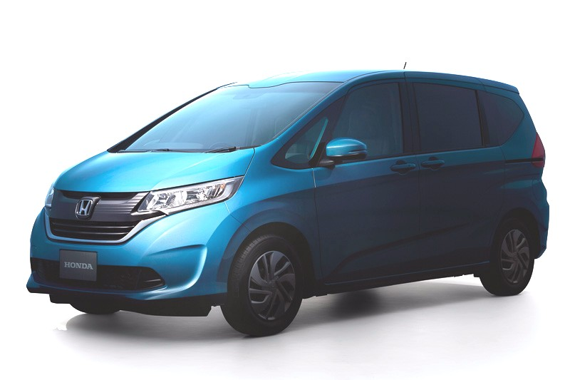 honda freed 2016 - Edited