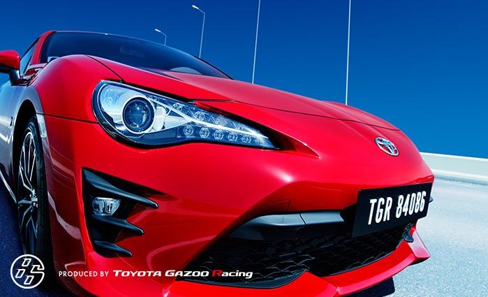 トヨタ 86 トヨタ自動車WEBサイト