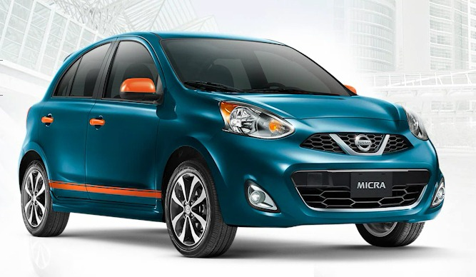 2016 Nissan MICRA® Nissan Canada