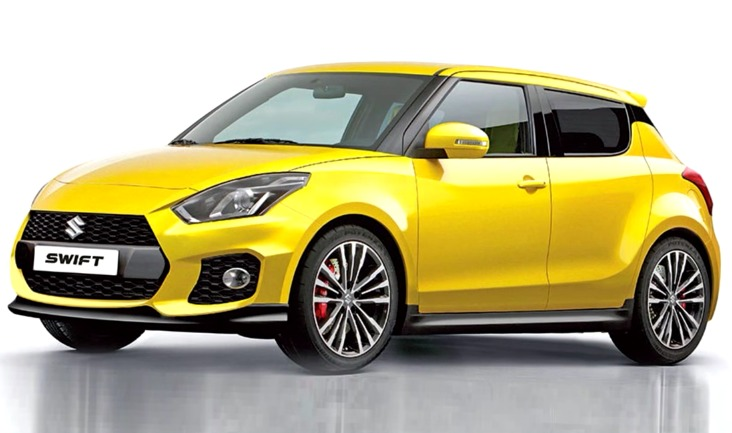 2017 Next generation Maruti Suzuki Swift