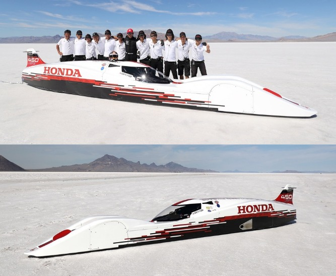 honda s dream streamliner 2016