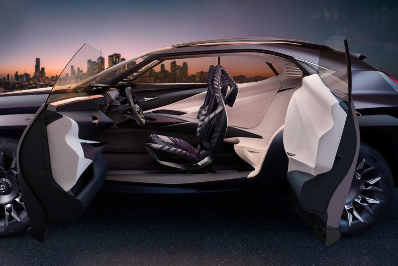 レクサス UX Concept 11