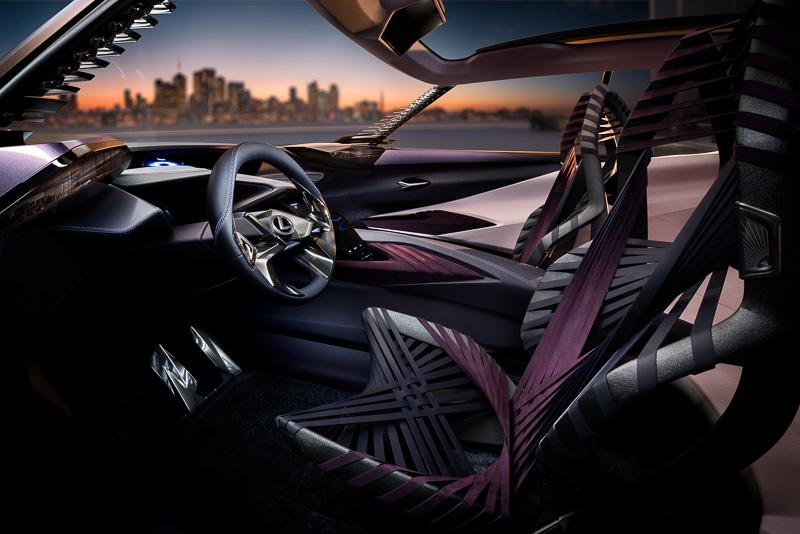 レクサス UX Concept 10