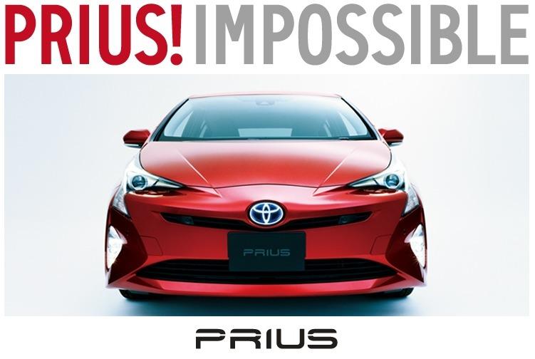 prius impossible