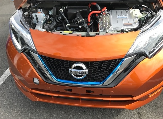 nissan note e-power 2016 04