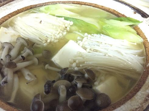 2016 湯豆腐